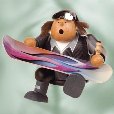 Kantenhocker Snowboarder, 19cm