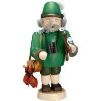Smoking man Hunter, 30cm