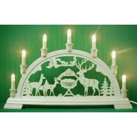 Candle arch - Wildlife feeding, 7can