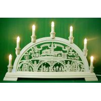 Candle arch - Annaberg, 7can