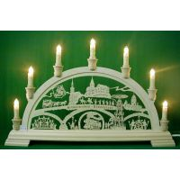 Candle arch - Schwarzenberg, 7can