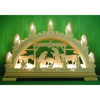 Candle arch - The Nativity2 3D, 52cm