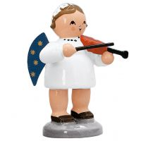 Angel with violin, 5cm