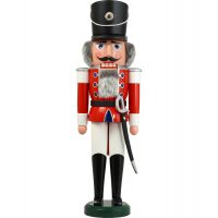 Nutcracker - Hussar, red, 60cm