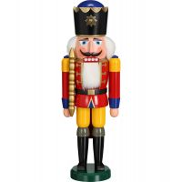 Nutcracker - King, red, 39cm
