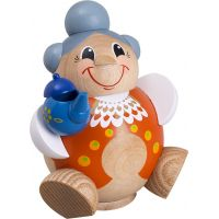 Ball smoking figur - Grandma Lustig
