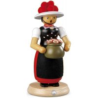 Müller Smoking man - Black Forest woman1
