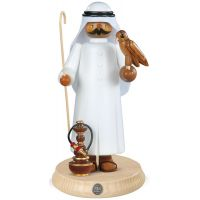 Müller Smoking man - Arab with falcon