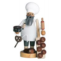 Smoking man Baker, 21cm