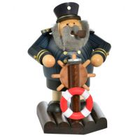 Smoking man Captain, 20cm